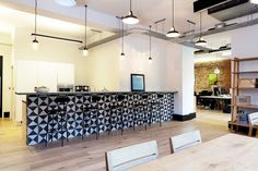 Ragged Edge Offices - London - Office Snapshots