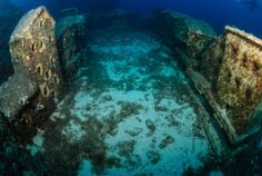 Curious tourists can book tours costing £40 with diver Alex Diamond.   13 Magical Pictures Of A 'Mermaid's Home' Discovered Under The Sea