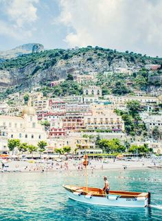 Position, Italy. 8 Travel Pinners You Should Be Following via @mydomaine