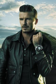 David Beckham for Breitling Watches