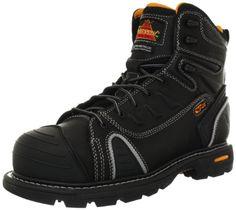 0c25b06fe303 Thorogood Gen-Flex 6-Inch Lace-Toe Composite Work Boot