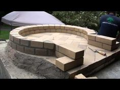 How to build a pizza oven - YouTube