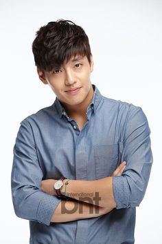 Kang ha neul cute ...