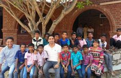 A first for tribal children