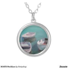 BOATS Necklace