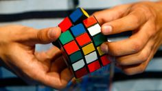 """A New York magician, who avoided a speeding ticket by solving the Rubik's Cube in just a second in front of amazed police, has repeated his trick for RT's audience, but like all magicians he refused to share the secret behind it. Steven Brundage was pulled over by police as he was returning home from a party early on Saturday morning. The young man was sure to get a speeding ticket as the officers said that he was going 12 miles over the limit. """"But the cop saw all my magic stuff in the car……"""