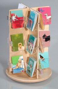Counter Gift Card Spinner #446-24