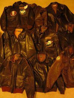 BILL KELSO MFG  U.S. Regulation Flying Jackets  www.billkelsomfg.com