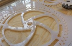 #CNC #custom #clock #Zmorph3d