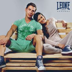 Enjoy your time. Discover more ▸ http://bit.ly/2oHG1rK  www.leone1947apparel.com  #WEARECOMBATSPORTS #Leone1947Apparel #spring #summer #collection #new #man #boy #woman #girl #shoponline #sportswear #casual #look