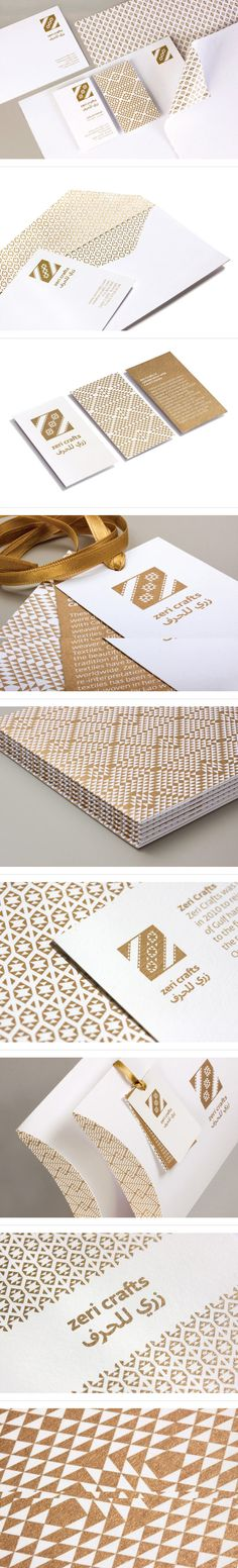 Zeri Crafts Stationery and Packaging