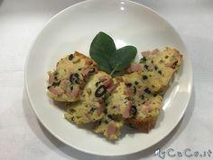Tortino salato mortadella, formaggio e olive nere - http://www.mycuco.it/cuisine-companion-moulinex/ricette/tortino-salato-mortadella-formaggio-e-olive-nere/?utm_source=PN&utm_medium=Pinterest&utm_campaign=SNAP%2Bfrom%2BMy+CuCo