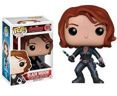 Picture of POP Avengers: Age of Ultron Black Widow