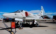 Douglas A-4F Skyhawk 154204 VMA-134