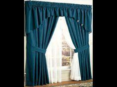 Risultati immagini per cortinas para salas Cute Curtains, Curtains And Draperies, Luxury Curtains, Window Curtains, Valance, Curtain Styles, Curtain Designs, Trendy Home Decor, Peru