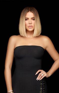 Frisuren the cut cut tunsoare bob Khloe Kardashian Who Is Dr. Dark Roots Blonde Hair, Dark Hair, Icy Blonde, Khloe Kardashian Hair Ombre, Kardashian Style, Kourtney Kardashian, Celebrity Hair Stylist, Blonde Balayage, Cool Hairstyles