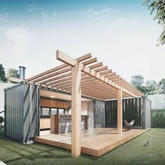 The Builder For Shipping Container Homes Is Here Modern shipping container homes Tiny House Guest House Modular Homes Airbnb House Container Hotel, Tiny Container House, Container Homes For Sale, Container Shop, Cargo Container Homes, Building A Container Home, Container Buildings, Shipping Container Office, Shipping Container Home Designs