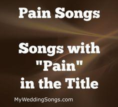 Emotional love songs list