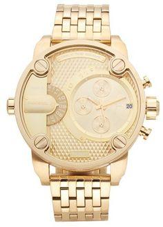 Diesel 'Little Daddy' Chronograph Bracelet Watch, 51mm on shopstyle.com