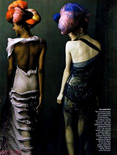 Annie Leibovitz / Vogue USA March 2009