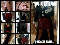 Maka Albarn - Coat by purplegoldfish14.deviantart.com on @DeviantArt
