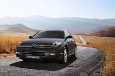Citroen C6 - It is safe to say that Citroen doesn't copy their styling from anyone