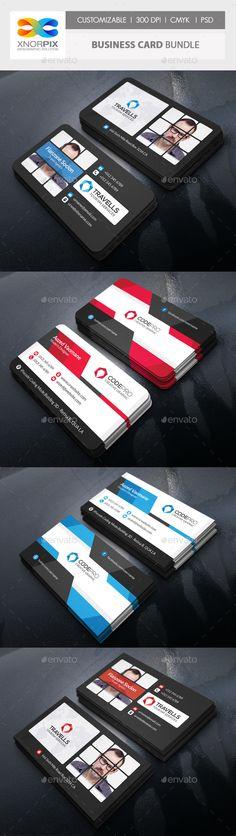 #Business #Card Bundle - #Corporate Business Cards