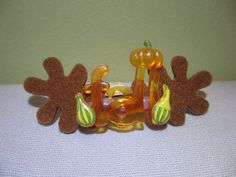 Fall Barrette