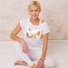 OGNX, T-shirt ekologisk bomull, Vit OM