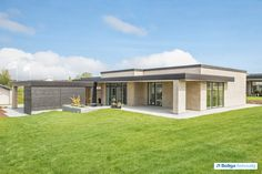 Moderne Lavvenergihus med unikke detaljer Møddebro Parkvej 22, 8355 Solbjerg - Villa #villa #solbjerg #selvsalg #boligsalg #boligdk