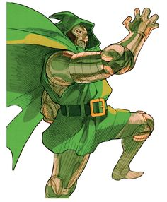 Dr. Doom (marvel vs. capcom)