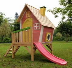 Creative playhouses