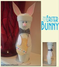 22 Do It Yourself Easter Craft Ideas - ArchitectureArtDesigns.com