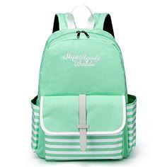 9be99c4614 Baida School Backpack for Teen Girls Casual Daypack Lightweight Knapsack   gt  gt  gt