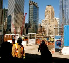 World Trade Center Construction. This and thousands of other high quality royalty-free digital photos are available for download from Refocus Photography - www.refocusphotography.com for only $5.00!