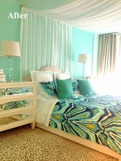 1000 Images About Bedroom Make Over On Pinterest Fabric