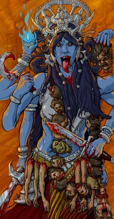 Kali by TheKrushalator