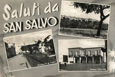SAN SALVO - Souvenir - Anni '60