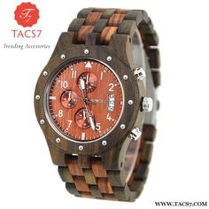 5ff75733b1b46b Male Watch With Wooden Fasion Wristwatches Casual Quartz Watch Trending  Accessories Wooden Watches For Men