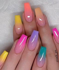 ""\""""your success is our reward"""" – Ugly Duckling Nails Inc. """"your success is our reward"""" – Ugly Duckling Nails Inc. Nails Inc, Polygel Nails, Swag Nails, Coffin Nails, Neon Nails, Nail Nail, Nail Polishes, Nagellack Design, Nagellack Trends""236|278|?|en|2|1d3a38a6f884770eb4cc441232df5e4d|False|UNLIKELY|0.300903856754303