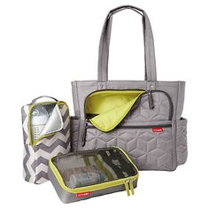 Buy Skip Hop Forma Bag baby change £65, Grey Online at johnlewis.com