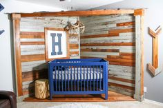 Man Cave Nursery wit