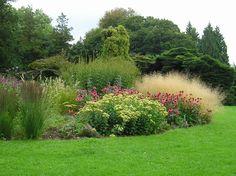 Piet Oudolf borders, Arboretum Kalmthout, B  .Heuvel 2  2920 Kalmthout, België  03 666 67 41  10.00-17.00 uur