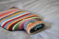 Scrappy hottie cozy pattern