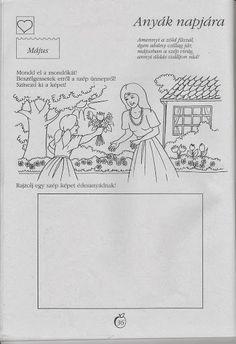 Környezetismeret nagycsoport - Angela Lakatos - Picasa Web Albums Mothers Day Crafts, Printables, Albums, Picasa, Print Templates, Printable Templates