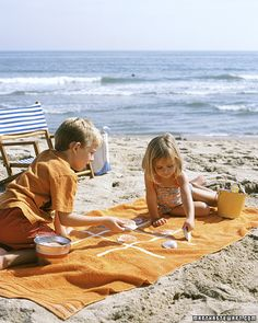 60 Beach Ideas