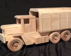 Tractor Tread style wood toy wheels 1-1/2 inches by WillsWheels