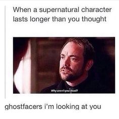 Also- the two other hunters that killed Sam and Dean then went to heaven. Like why are they still alive again?