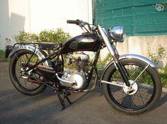 Moto Guiller fabriquée à Fontenay-le-Comte