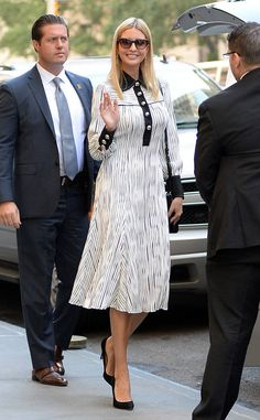 Buttoned Up: Ivanka Trump's Best Looks